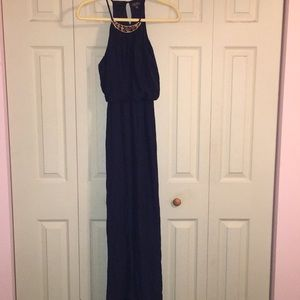 Lily Rose Dress with attached glam Size Small